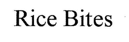 RICE BITES