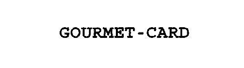 GOURMET-CARD