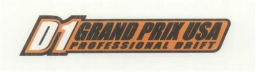 D1 GRAND PRIX USA PROFESSIONAL DRIFT