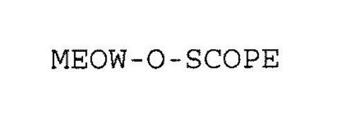 MEOW-O-SCOPE