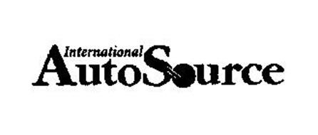 INTERNATIONAL AUTOSOURCE