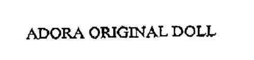 ADORA ORIGINAL DOLL
