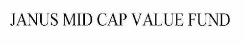 JANUS MID CAP VALUE FUND