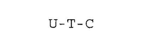 U-T-C