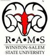 R - A - M - S WINSTON-SALEM STATE UNIVERSITY