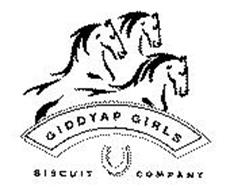 GIDDYAP GIRLS BISCUIT COMPANY