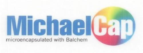 MICHAEL CAP MICROENCAPSULATED WITH BALCHEM