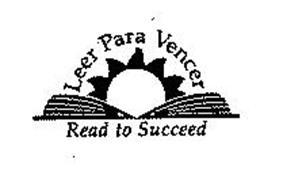 LEER PARA VENCER READ TO SUCCEED