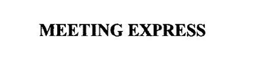 MEETING EXPRESS