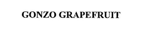 GONZO GRAPEFRUIT
