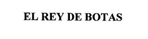 EL REY DE BOTAS