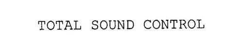 TOTAL SOUND CONTROL