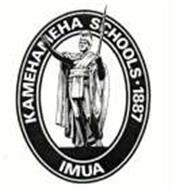KAMEHAMEHA SCHOOLS · 1887 IMUA