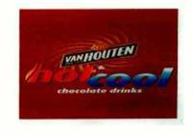 VH VAN HOUTEN SINCE 1828 HOT & COOL CHOCOLATE DRINKS