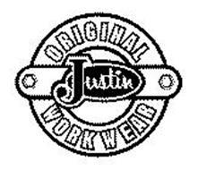 JUSTIN ORIGINAL WORKWEAR
