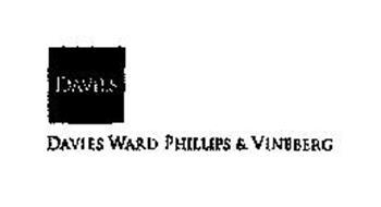 DAVIES DAVIES WARD PHILLIPS & VINEBERG