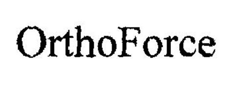 ORTHOFORCE