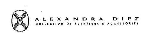 ALEXANDRA DIEZ COLLECTION OF FURNITURE & ACCESSORIES