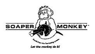 SOAPER MONKEY HANDS-FREE WIRE LUBRICATING SYSTEM. LET THE MONKEY DO IT!
