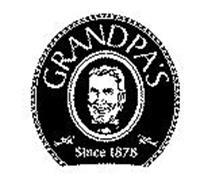 GRANDPA'S SINCE 1878