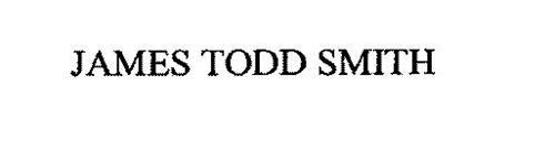 JAMES TODD SMITH