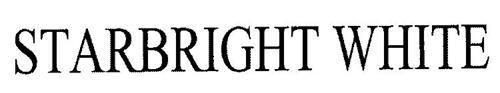 STARBRIGHT WHITE