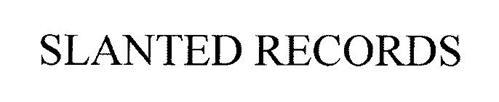 SLANTED RECORDS