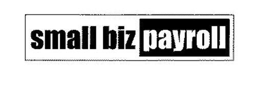 SMALL BIZ PAYROLL