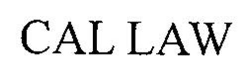 CAL LAW