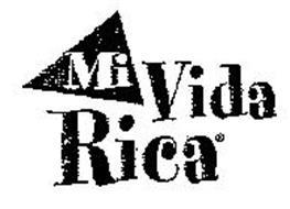 MI VIDA RICA