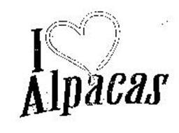 I ALPACAS