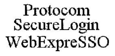 PROTOCOM SECURELOGIN WEBEXPRESSO