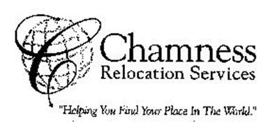 C CHAMNESS RELOCATION SERVICES