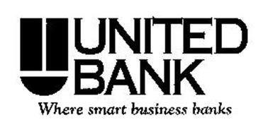 U UNITED BANK WHERE SMART BUSINESS BANKS
