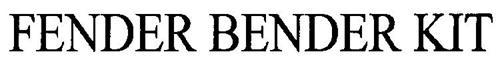FENDER BENDER KIT