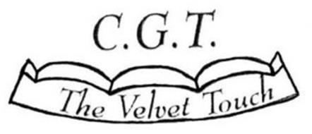 C.G.T. THE VELVET TOUCH