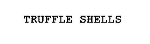 TRUFFLE SHELLS