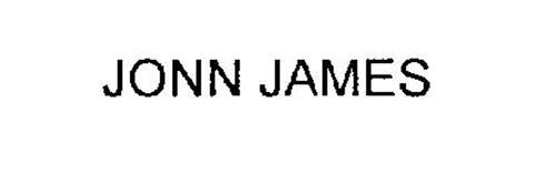 JONN JAMES
