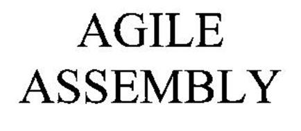 AGILE ASSEMBLY