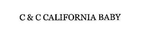 C & C CALIFORNIA BABY