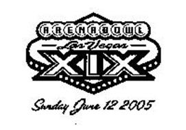 ARENABOWL LAS VEGAS XIX SUNDAY JUNE 12 2005