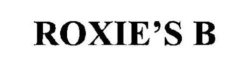ROXIE'S B