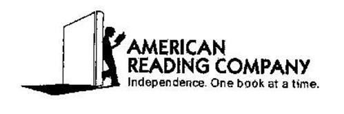 AMERICAN READING COMPANY INDEPENDENCE. ONE BOOK AT A TIME.