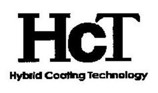 HCT HYBRID COATING TECHNOLOGY