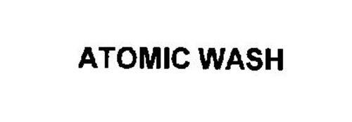 ATOMIC WASH