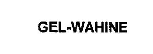 GEL-WAHINE