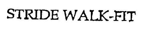 STRIDE WALK-FIT