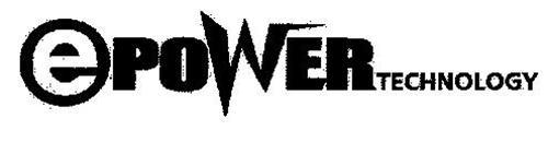 E POWER TECHNOLOGY