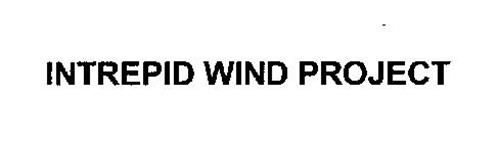 INTREPID WIND PROJECT