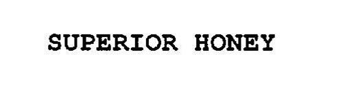 SUPERIOR HONEY